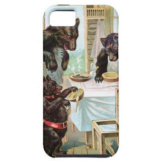 Les trois ours coque tough iPhone 5