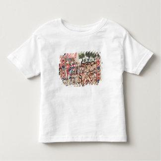 Les Turcs et amarre regagner leur terre T-shirt Pour Les Tous Petits