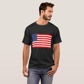 Les USA de L serment - le T-shirt des hommes