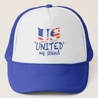 LES USA NOUS ONT UNIS TIENNENT LE CASQUETTE