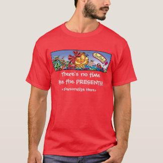 Les vacances de Garfield Logobox présentent le T-shirt