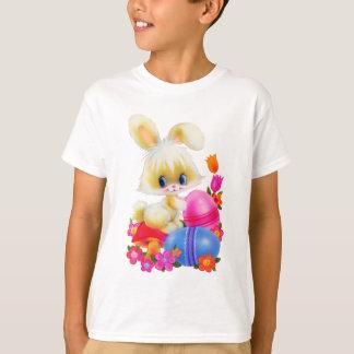 Les vacances de lapin de Pâques badinent le T-shirts