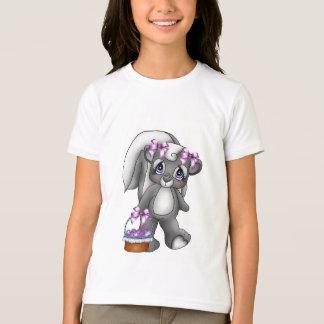 Les vacances de mouffette de bande dessinée t-shirt