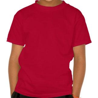 Les vacances de renne de Noël badinent le T-shirt