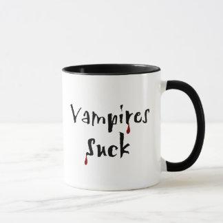 Les vampires sucent la tasse