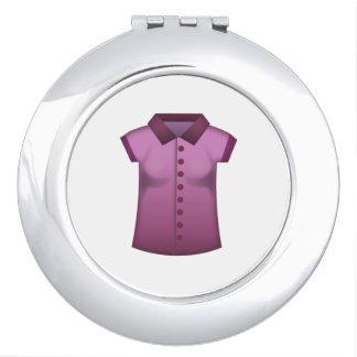 Les vêtements de la femme - Emoji Miroirs Compacts