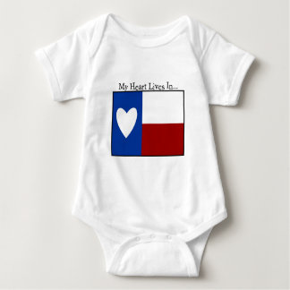 Les vies de coeur dans le Texas Body