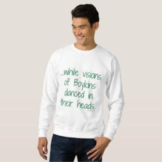 Les visions des hommes du sweatshirt de Boykins