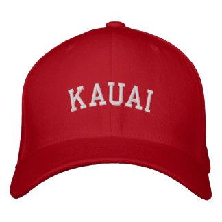 Les voleurs rouges de Kauai ont adapté des Casquette Brodée