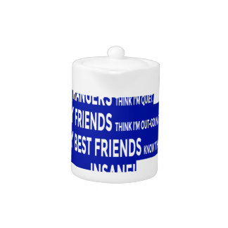 Les vrais amis rectifient l'amitié
