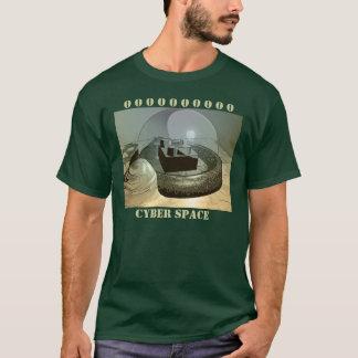 L'espace de Cyber T-shirt