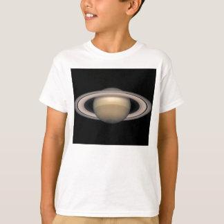 L'espace d'enfants de Saturn et cadeau de T-shirt