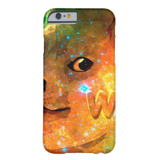 l'espace - doge - shibe - wouah doge coque barely there iPhone 6