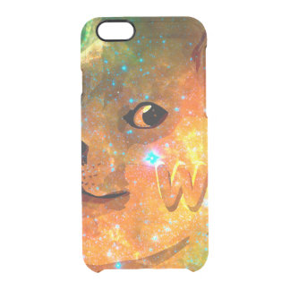 l'espace - doge - shibe - wouah doge coque iPhone 6/6S