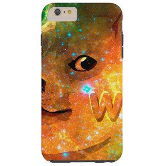 l'espace - doge - shibe - wouah doge coque iPhone 6 plus tough