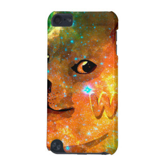 l'espace - doge - shibe - wouah doge coque iPod touch 5G
