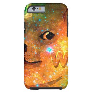 l'espace - doge - shibe - wouah doge coque tough iPhone 6
