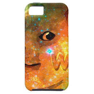 l'espace - doge - shibe - wouah doge coques Case-Mate iPhone 5