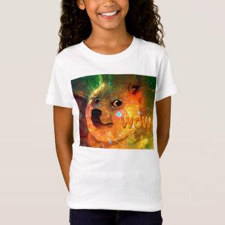 l'espace - doge - shibe - wouah doge T-Shirt