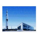 L'espace et centre de Rocket d'Huntsville, Alabama Cartes Postales
