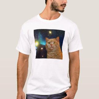 L'espace étonné Kitty T-shirt