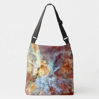L'espace met en sac le résumé coloré