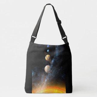 L'espace met en sac le système solaire