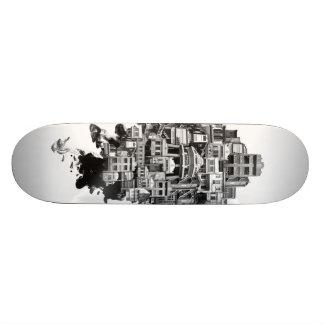 L'espace partagé : Magasin-maisons Skateboard 19,7 Cm