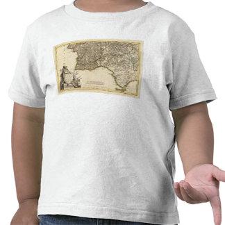 L'Espagne et le Portugal 15 T-shirt