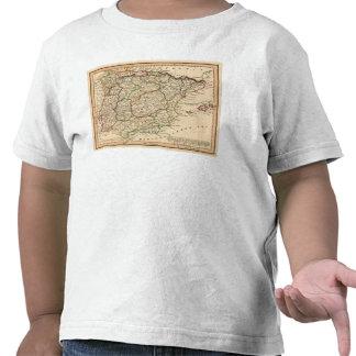 L'Espagne et le Portugal 19 T-shirt
