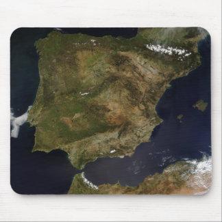 L'Espagne et le Portugal 3 Tapis De Souris