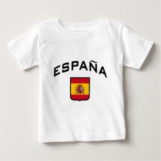 L'Espagne T-shirt Pour Bébé