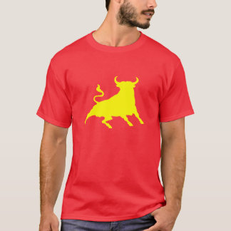 L'Espagne Taureau T-shirt