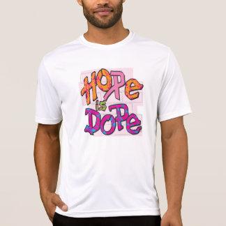 L'espoir est tee - shirt de dopant t-shirt