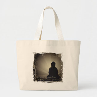 L'esprit de Bouddha est tout Grand Sac