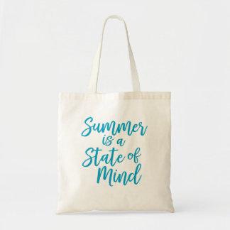 L'été est un état d'esprit tote bag
