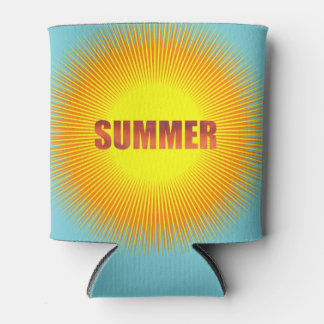 L'été lumineux Sun peut glacière