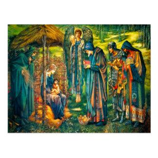 L'étoile des cartes postales de Bethlehem
