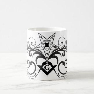 L'étoile et le carré mug
