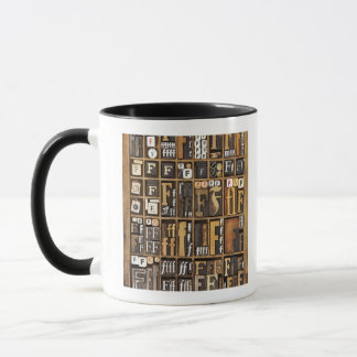 Lettre F Mugs