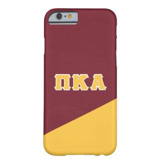 Lettres de Grec de l'alpha | de Kappa de pi Coque iPhone 6 Barely There