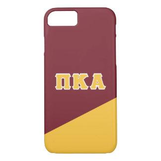Lettres de Grec de l'alpha | de Kappa de pi Coque iPhone 7