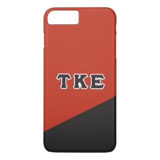 Lettres de Grec de l'epsilon | de Kappa de Tau Coque iPhone 7 Plus