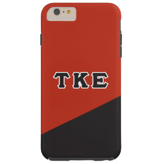 Lettres de Grec de l'epsilon | de Kappa de Tau Coque Tough iPhone 6 Plus