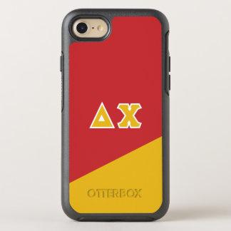 Lettres de Grec du Chi | de delta Coque Otterbox Symmetry Pour iPhone 7
