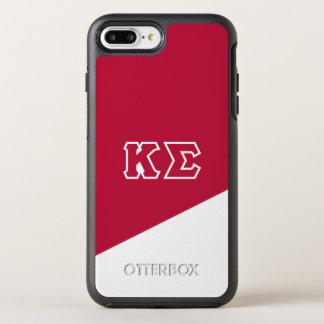 Lettres de Grec du sigma | de Kappa Coque Otterbox Symmetry Pour iPhone 7 Plus