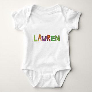"""Lettres de monstre de """"Lauren"""" Body"""