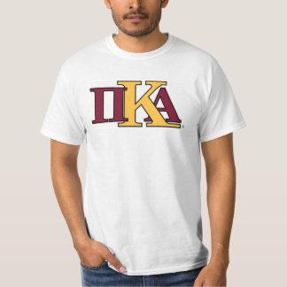 Lettres de PKA T-shirt
