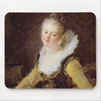 L'étude, ou la chanson, c.1769 tapis de souris