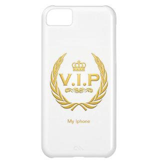 L'Etui versent Iphone VIP modèle Coques iPhone 5C